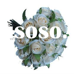 26 Artificial Roses Bouquet for Wedding