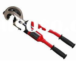 300sqmm hydraulic cable crimper / cable lug crimping tool / terminal crimping tool