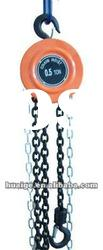 30T*3M HSZ manual chain hoists with CE &ISO9001
