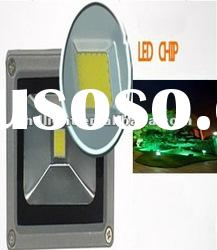 50w rgb color changing outdoor led flood light