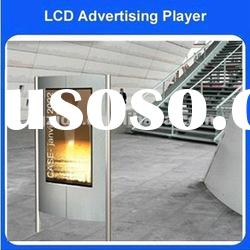 55 inch Outdoor Free standing Digital Signage
