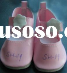 Artificial Leather Shoes For Doll