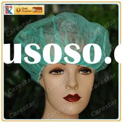 Disposable Surgical Bouffant Cap HOT SELL (CE&ISO approved)