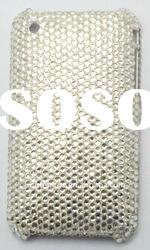 Good quality diamond mobile phone case for 3g
