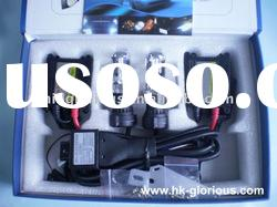 H4 high quality hid xenon kit supplier 12months warranty