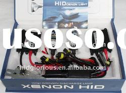 HID xenon kit with slim ballast