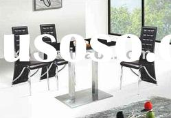 High Quality Tempered Glass Dining Table prices