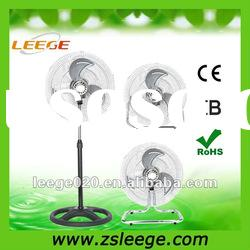 High velocity stand fan ( 3 in 1 )