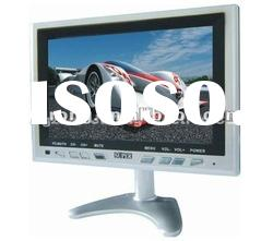 Hot!!! 9.2 inch high difinition desktop small lcd car monitor