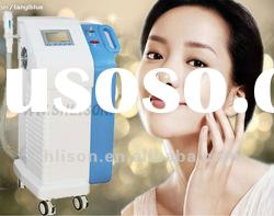 IPL hair removal and skin rejuvenation anti-aging beauty laser equipment