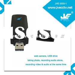 JVE-3333-1 32GB mini voice recorder ,hidden USB flash dvr camera