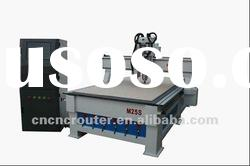 M25S cnc router kit wood with two heads