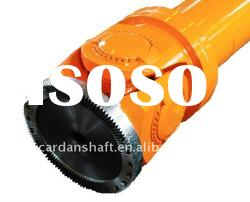 Metallurgy Machinery flexible motor shaft