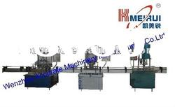 Mineral water washing filling capping production line XGF-12-12-1 Output 2000B/H