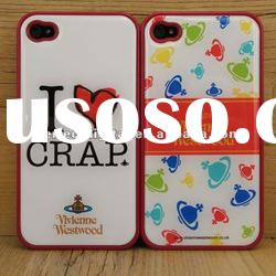 New design hard back cover case for iPhone 4 4S