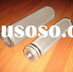 OEM Industrial Stainless Steel Wire Mesh Multi-Layer Filter Element