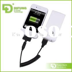 OEM Suit to All 5v Devices Micro USB Input Universal Portable Power Bank for iphone