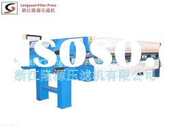 PLC Controll High Pressure Frying Oil Filter