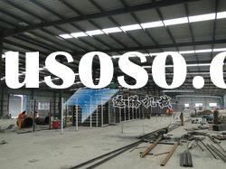 Plaster board production machine equipment