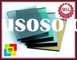 SALE 4MM To 12MM High Quality Soft Coated Reflective Glass With ISO & CCC Certificate