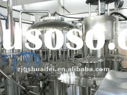 Water bottling production equipments