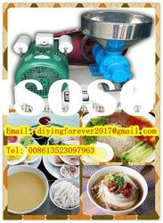 good quality rice noodles making machine