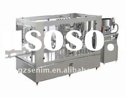 high efficiency mineral water production line washing filling capping 3 in 1 machinery