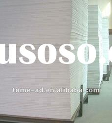 high glossy pvc free foam board for bathroom