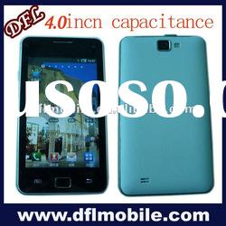 "hot Android 2.3 4.0""inch Capacitive touch screen y808 cell phone"