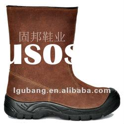 low price safety boots steel toe