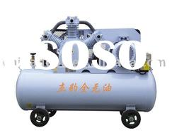 oil free piston air compressor:JWF-0.8/7