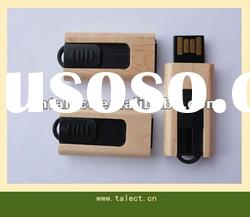 the pop bamboo USB flash Drives promotional gifts
