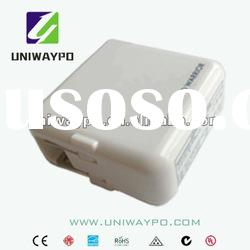 10W adaptor 5v 2a ,switching power adapter PSE/RoHS folding plug,dual usb travel charger, wall-mount