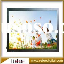 15 inch network LCD Advertising Player Digital Signage