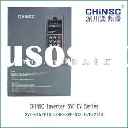 15kw 50/60hz 3 phase AC drive variable frequency converter supplier
