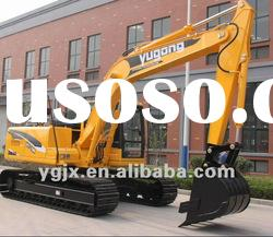1.5-15tonsmall china Constructions machinery yuchai engine crawler Excavator with air condition