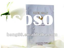 2012 Collagen crystal Gold facial mask NEW(hot)