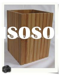 2012 Hot Sales Bamboo pen stand