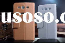 2012 New Arrival Smart Phone Genuine Leather Case for Samsung Galaxy S3 i9300