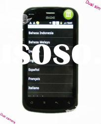 2012 best-selling products gsm dual sim smartphones