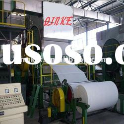 2012 hot products 1575mm high speed toilet paper making machine
