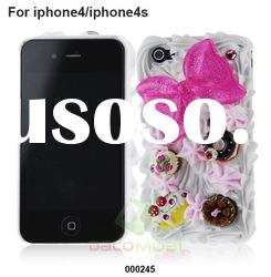 2012 new design fancy cell phone cases for iphone 4