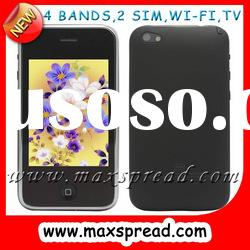 """3.0"""" touch screen tv java wifi cell phone V800i"""