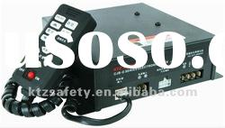 3 way light control 300w high power electronic siren (CJB300G)