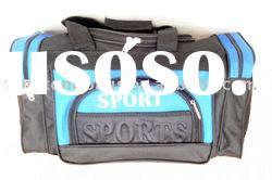 600D promotional sport bag with classic design