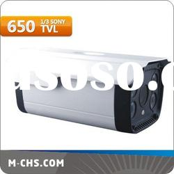 650tvl Array Led long distance waterproof color ccd camera (C608-H)