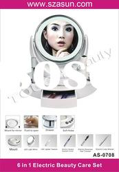 6 in 1 Electric Beauty Care Set