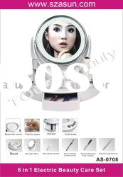 6 in 1 Electric beauty care gift set