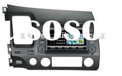 7 inch car dvd player with touch screen special for Honda Civic