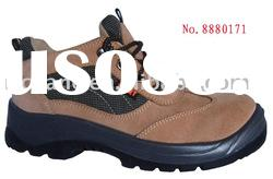 8880171 Leather steel toe Safety Shoes